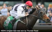 Thunder Road roars into Jericho Cup contention