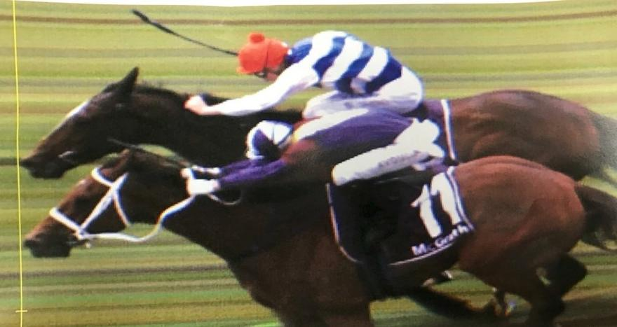Winning Double at Warwick Farm on Wednesday!