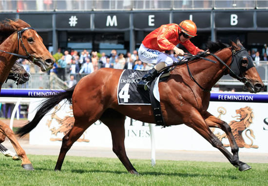 Dreamforce claims victory in Chatham Stakes