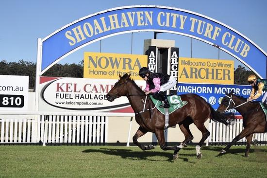 Song And a Prayer too good at Nowra