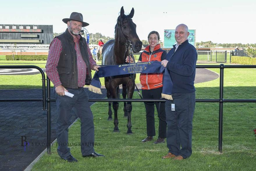 Dunbrody Power fulfills early promise