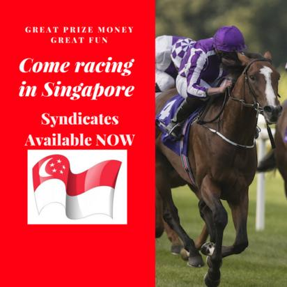 Singapore Races Friday Night Selections