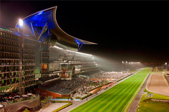 ​Changes for the 2018 Dubai World Cup Carnival