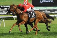 Lightning Quinella for Snowden Racing