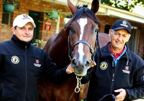 King and Prince ready for Sires