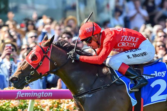 Redzel sizzles in Rosehill Trial win!