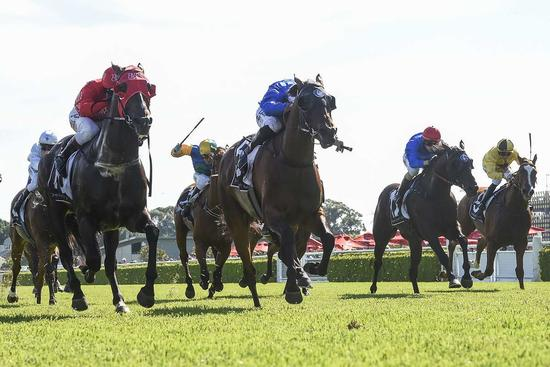 ONSLAUGHT PREVAILS IN THRILLER
