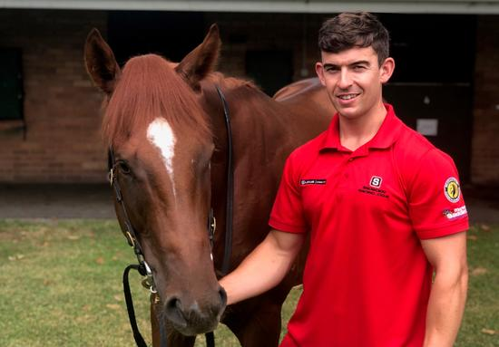 ​IRELAND'S COLUM MC CULLAGH JOINS SNOWDEN RACING