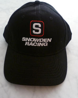 Snowden Racing Caps
