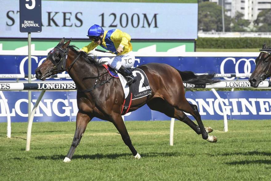 Anaheed narrowly wins Percy Sykes Stakes