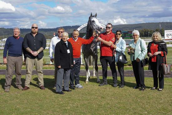 Winning treble for Snowden Racing & Travis Wolfgram!