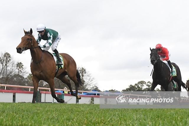 Snowden Racing quinella at Bendigo!