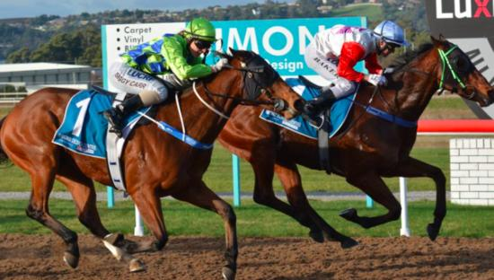 Spreyton double for training duo