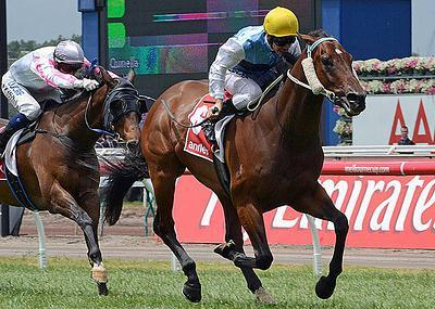 Bel Thor keeps Wez Hunter's streak alive