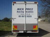 Mick Price Racing - Floating