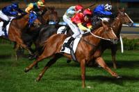 Extreme Choice destroys them in Moir Stakes