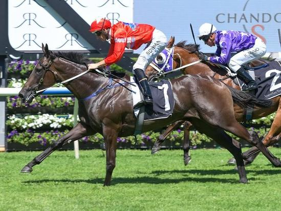 Price aiming for first Golden Slipper win