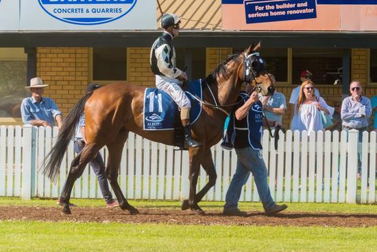 Hazel Park heads to Jerilderie  Cup