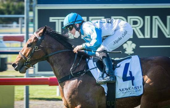 Three In A Row For Capital Reign