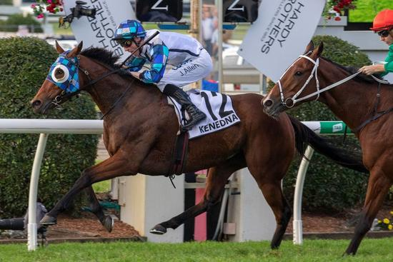Kenedna rises again to win Doomben Cup