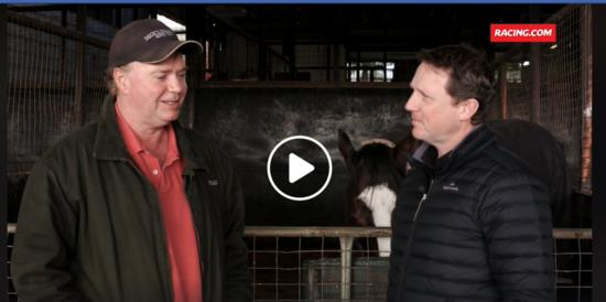 Sam Doran spent a day with Brendan at his Caulfield stable and farm in Heath Hill.