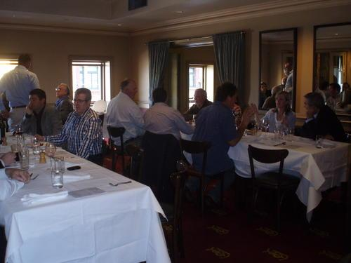 ANOTHER SUCCESSFUL OBE LUNCH!