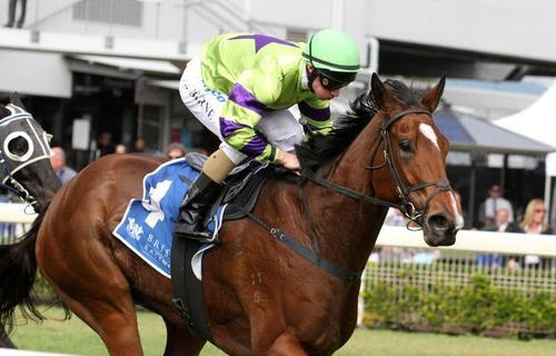 VARENNA MISS A WINNER AT DOOMBEN