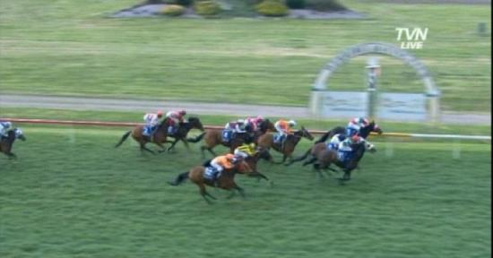 A WINNER AT WERRIBEE BEFORE THE STORM HITS
