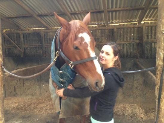 Jen Duffy discusses the danger of working with horses