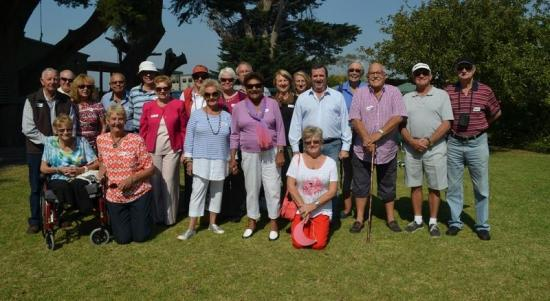 Mornington shines for launch of Social Syndicates program