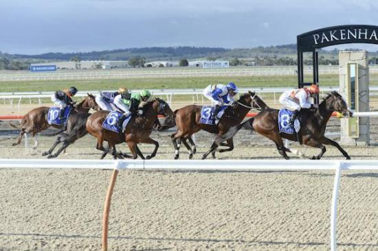 Royalty prevails as Mi Lads Princess breaks through at Pakenham