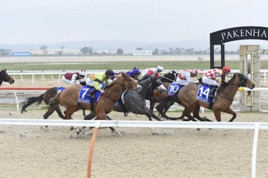 Calibrate too strong to the line at Pakenham
