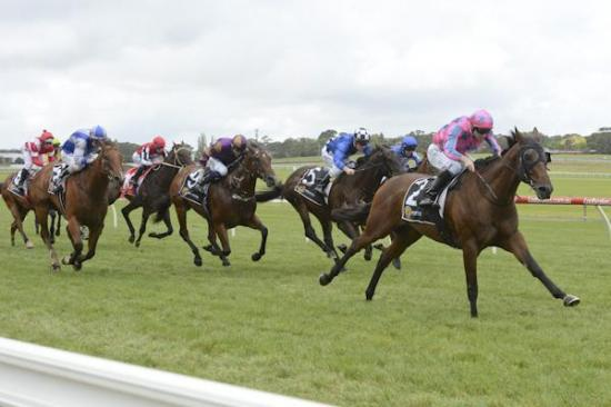 Noonans combine as Eljetem swoops at Sandown for strong win