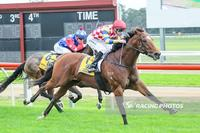 Mutual Respect kicks off career with win on debut