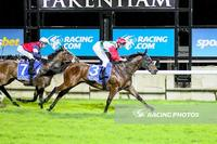 Accelerato relishes Soft going with strong win at Pakenham