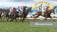 Mutual Respect powers home for strong win in Noonan family affair