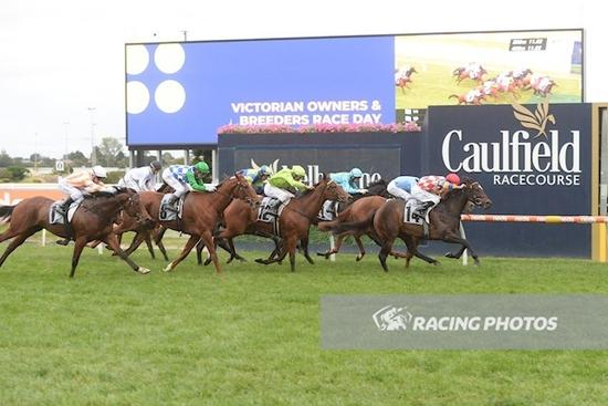 Florent wins VOBIS Guineas a big odds for Tony and Jake Noonan