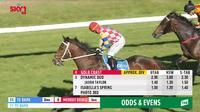 Sunshine the key as explosive Dynamic Duo too strong at the Gold Coast