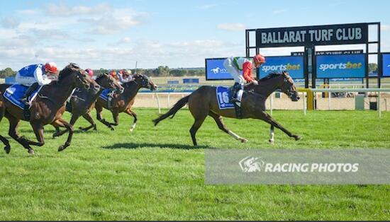 Governor Landy reigns supreme at Ballarat with impressive win