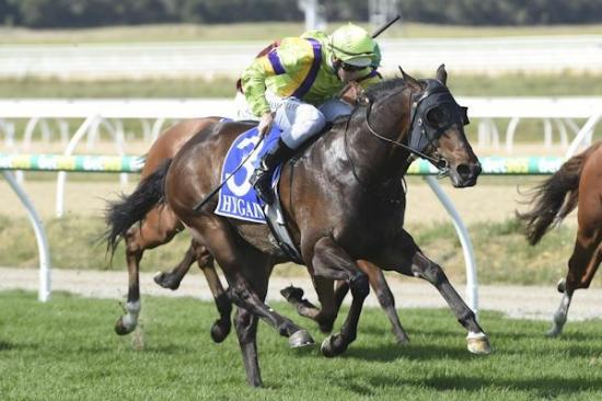 Easy work for Durendal at Pakenham