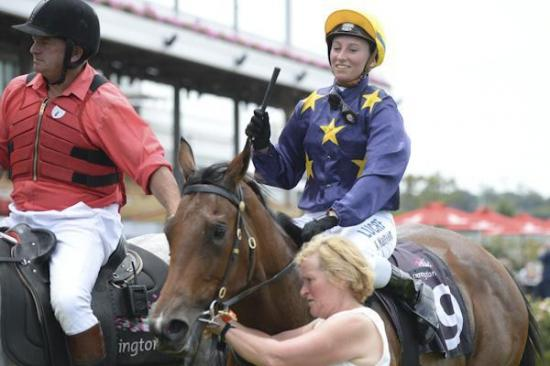 Classy filly Rocks on debut at Flemington
