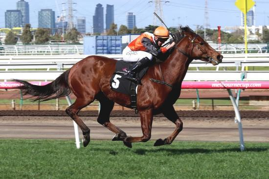 Pin Your Hopes racks up another Flemington victory