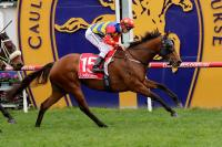Belle provides perfect finish to season at Caulfield