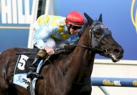 Heatherly's pace prevails in Carlyon Stakes