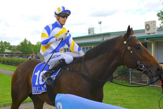 Maiden win - Wodonga