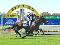 No Shock in Ellerton Zahra's Bendigo victory