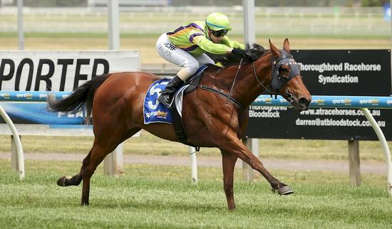 Meadow Sprite spring to Ballarat victory