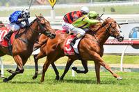 Crystal completes hat trick in Dream run
