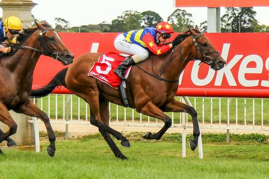 Gold rocks his rivals at Sale