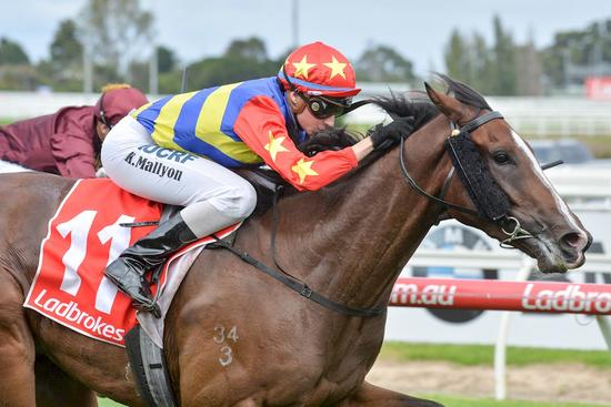 Odeon ready for his shot at the big time in SA Derby